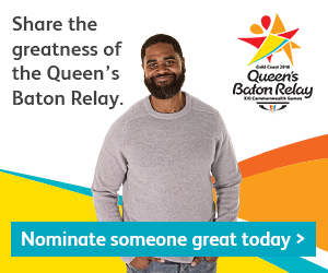 Queen's Baton Relay image