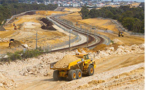 Mitchell Freeway update February