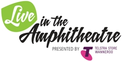 Live in the Amphitheatre logo