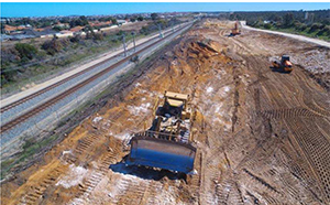 Mitchell freeway works update