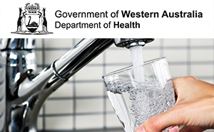 Department of Health water announcement