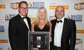 Annual Master Builders Association Awards