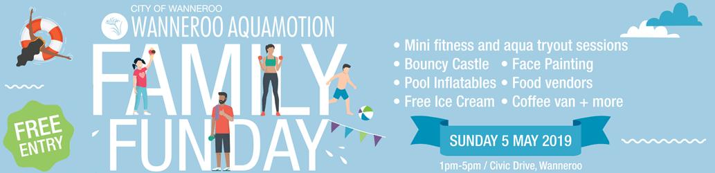 Aquamotion Family Fun Day