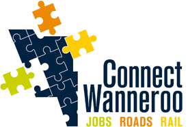 Connect Wanneroo logo