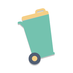 Wheelbin icon