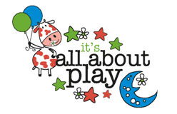 It's All About Play logo