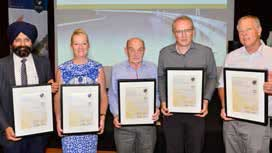 Local Government Road Safety Awards