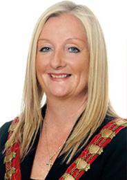 Mayor Tracey Roberts JP