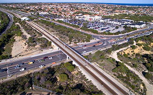 Mitchell freeway update
