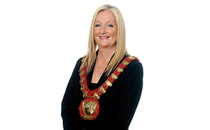 Mayor Tracey Roberts