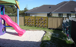 Yanchep outdoor play area