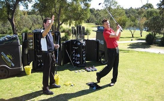 Coaching carramar golf course