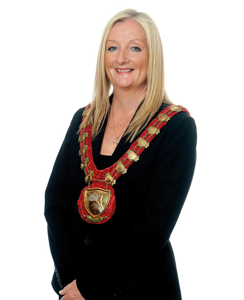 Mayor Tracey  Roberts JP (2023)