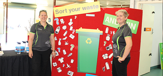 City of Wanneroo Waste Education Officers