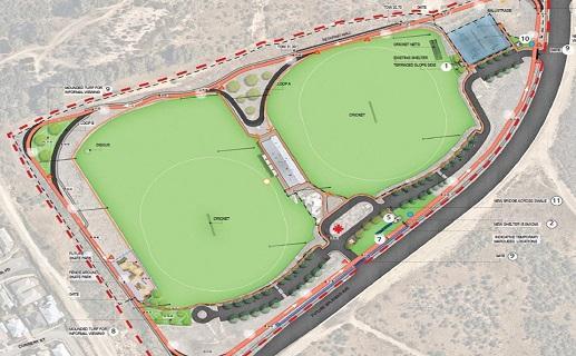 Splendid park cycling circuit v2