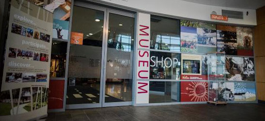Wanneroo Regional Museum front entrance