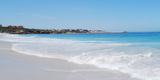 Beach within the City of Wanneroo