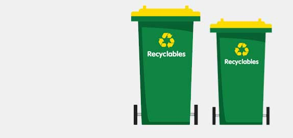 Image of two bins
