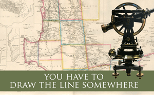 Draw the Line poster