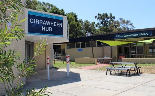 girrawheen hub precinct