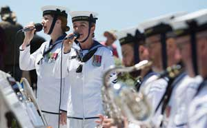 RAN Band Western Australia