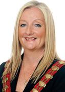 Mayor Tracey Roberts