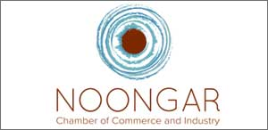 Noongar chamber commerce industry logo