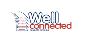 Well Connected logo