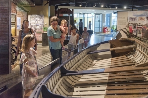 Kids at the Wanneroo Museum
